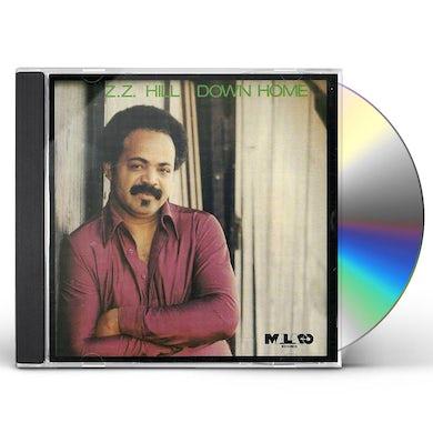 Z.Z. Hill DOWN HOME CD