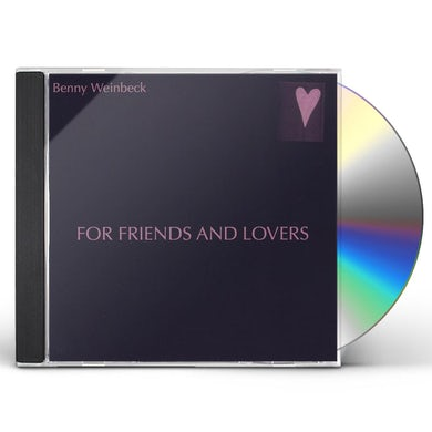 FOR FRIENDS & LOVERS CD