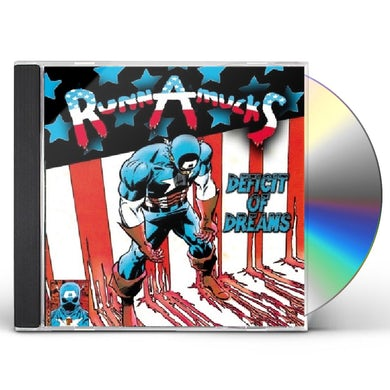Runnamucks DEFICIT OF DREAMS CD