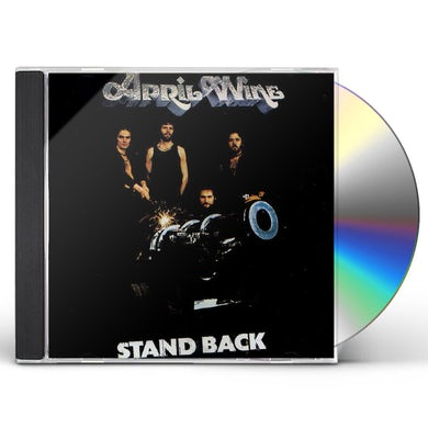 April Wine STAND BACK CD