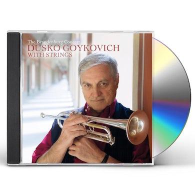Dusko Goykovich BRANDENBURG CONCERT CD