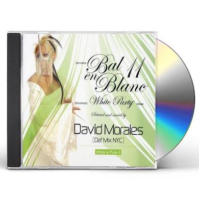 David Morales WHITE PARTY / BAL EN BLANC 11 CD