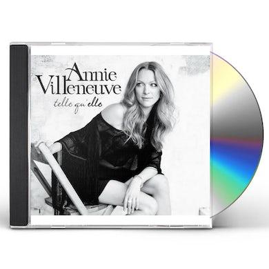 Annie Villeneuve TELL QU ELLE (DIGI) CD