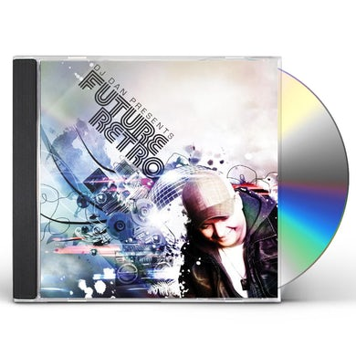 DJ Dan PRESENTS FUTURE RETRO CD