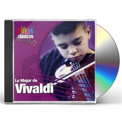 MEJOR DE VIVALDI CD