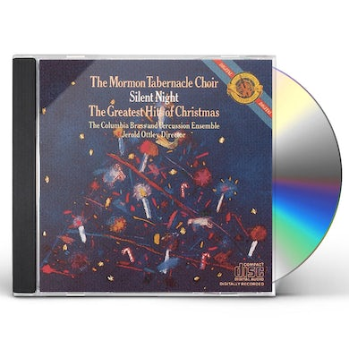 Mormon Tabernacle Choir SILENT NIGHT CD