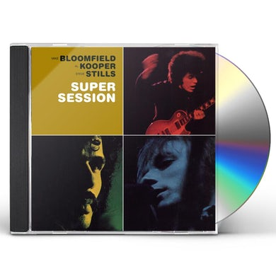 Mike Bloomfield Super Session [Bonus Tracks] [Remaster] CD
