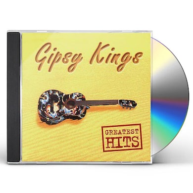 Gipsy Kings GREATEST HITS CD