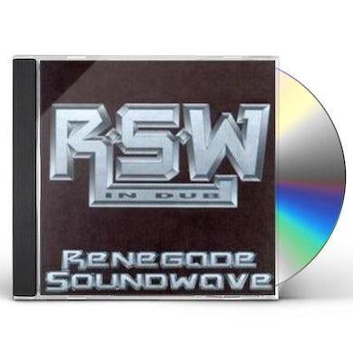 Renegade Soundwave IN DUB CD