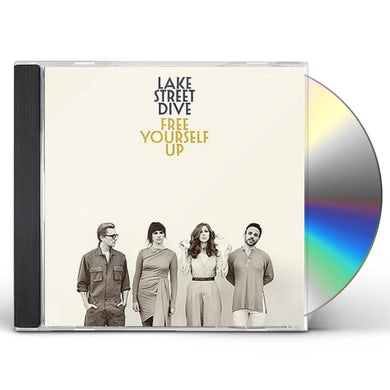 Lake Street Dive Free Yourself Up CD