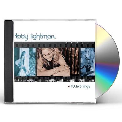 Toby Lightman LITTLE THINGS CD