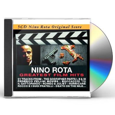 Nino Rota COMPLETE MOVIE HITS CD