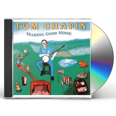 Tom Chapin MAKING GOOD NOISE CD