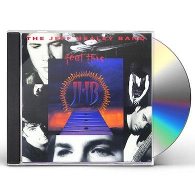Jeff Healey FEEL THIS CD