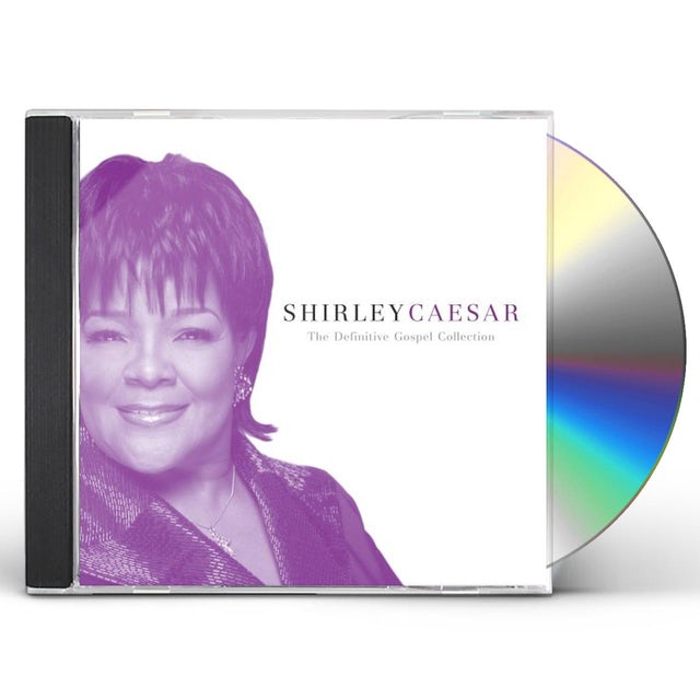 Shirley Caesar DEFINITIVE GOSPEL COLLECTION CD