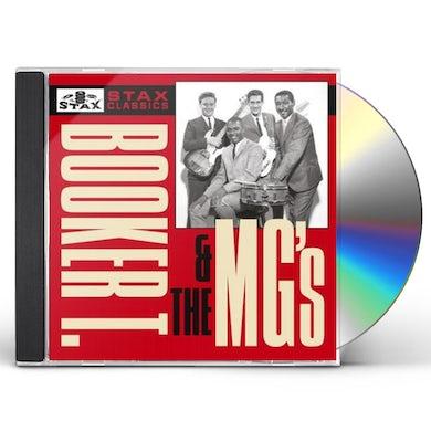 Booker T. & the M.G.'s STAX CLASSICS CD