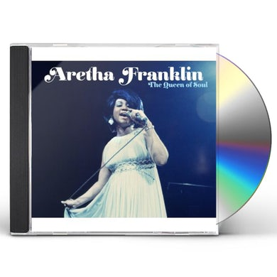 Aretha Franklin   QUEEN OF SOUL CD