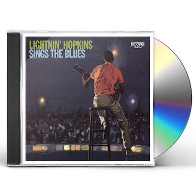 Lightnin Hopkins SINGS THE BLUES CD