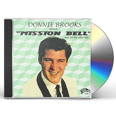 Donnie Brooks MISSION BELL & OTHER HITS (33 HITS) CD
