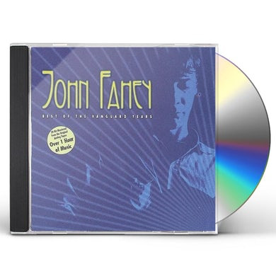 John Fahey BEST OF THE VANGUARD YEARS CD
