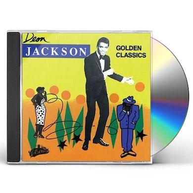 Deon Jackson GOLDEN CLASSICS CD
