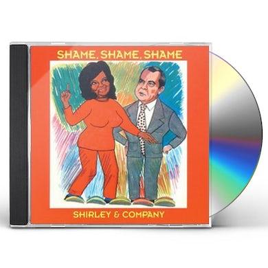 Shirley & Company SHAME SHAME SHAME CD