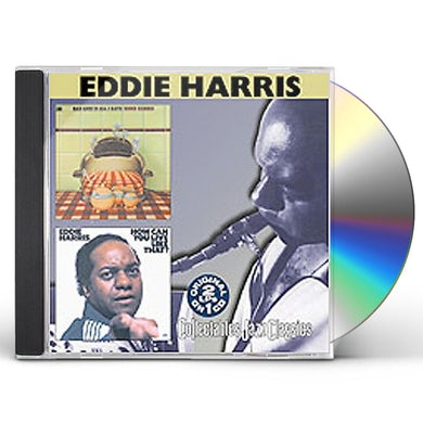 Eddie Harris BAD LUCK IS ALL HAVE / HOW CAN YOU LIVE LIKE THAT CD