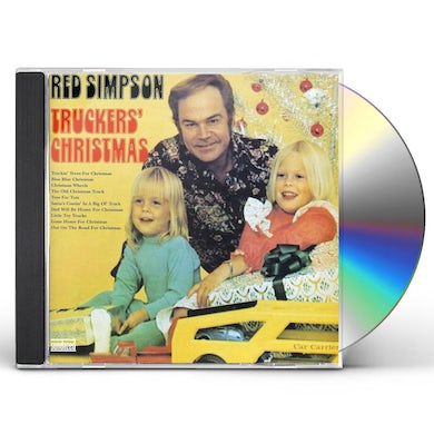 Red Simpson TRUCKERS CHRISTMAS CD