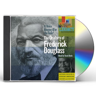 Ossie Davis VOICE RINGING O'ER THE GALE: ORATORY OF FREDERRICK CD