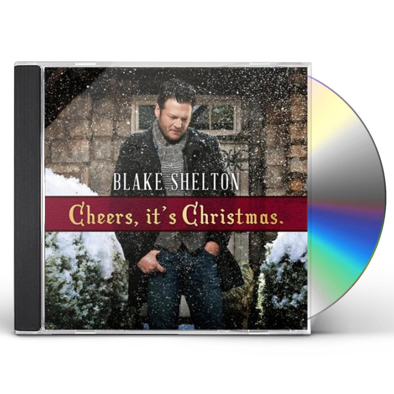 Blake Shelton Cheers Its Christmas.Blake Shelton Cheers It S Christmas 2017 Edition Cd