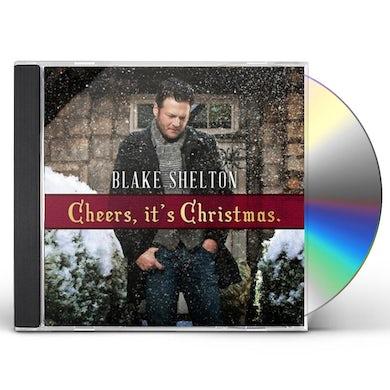 Blake Shelton CHEERS IT'S CHRISTMAS (2017 EDITION) CD