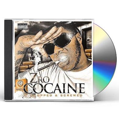 Z-Ro COCAINE CD