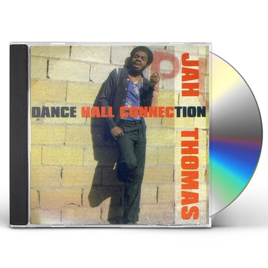 Jah Thomas DANCE HALL CONNECTION CD