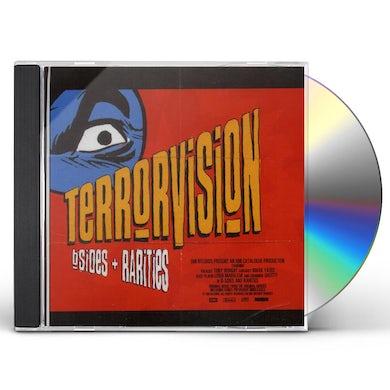 Terrorvision B-SIDE & RARITIES CD