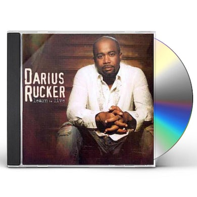 Darius Rucker LEARN TO LIVE CD