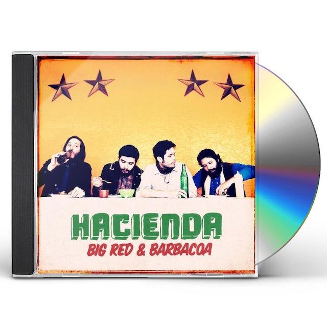 Hacienda Us BIG RED & BARBACOA CD