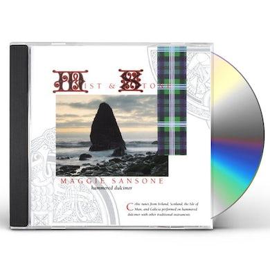 Maggie Sansone MIST & STONE CD