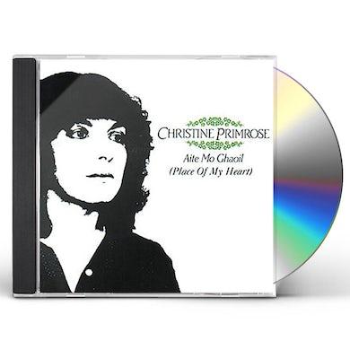 Christine Primrose AITE MO GHAOIL CD