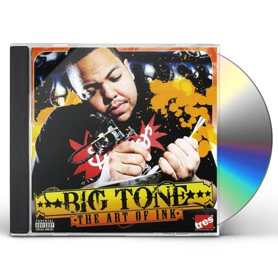 Big Tone ART OF INK CD