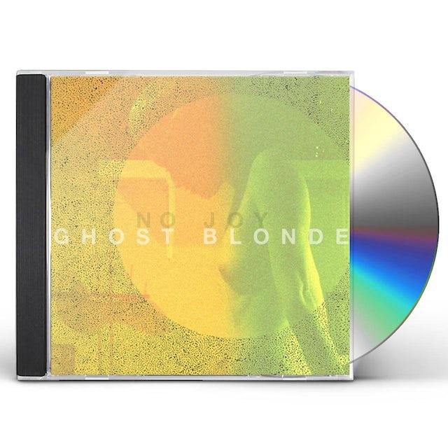 No Joy GHOST BLONDE CD