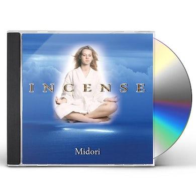 Midori INCENSE CD