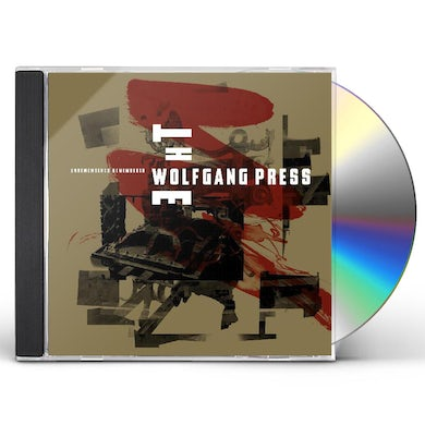 Wolfgang Press UNREMEMBERED REMEMBERED CD