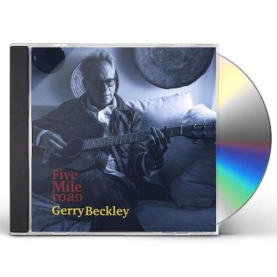Gerry Beckley Five Mile Road CD