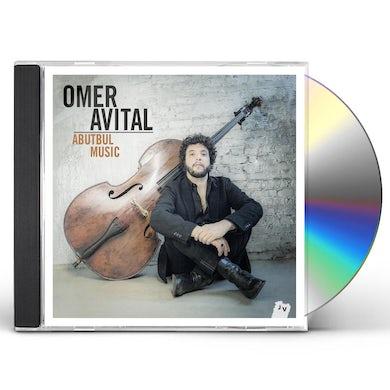 Omer Avital ABUTBUL MUSIC CD