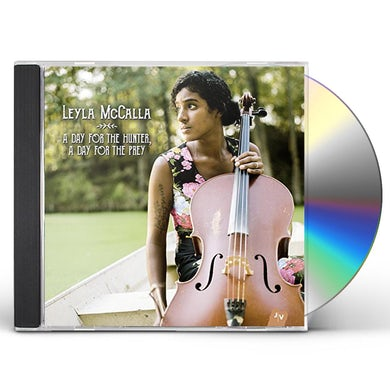 Leyla Mccalla DAY FOR THE HUNTER A DAY FOR THE PREY CD