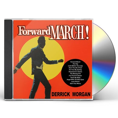 Derrick Morgan FORWARD MARCH CD