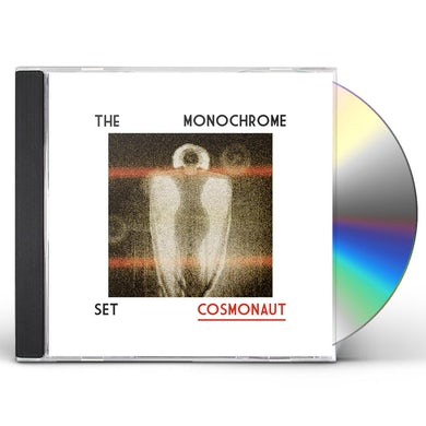 The Monochrome Set COSMONAUT CD