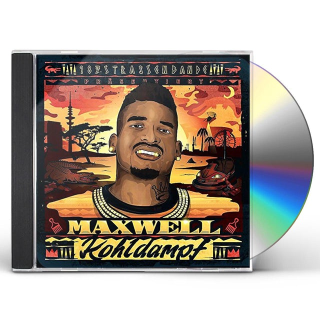 Maxwell KOHLDAMPF: BUCKET BOX CD