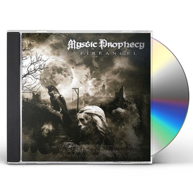 Mystic Prophecy FIREANGEL CD