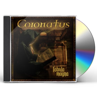 FABULA MAGNA CD
